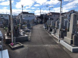 三島墓地(東大阪市)のお墓