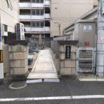 長堂墓地(東大阪市)のお墓
