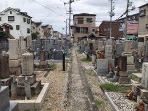 鴻池墓地(東大阪市)のお墓