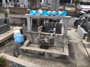 布市墓地(東大阪市)のお墓