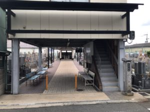 高倉墓地(東大阪市)のお墓