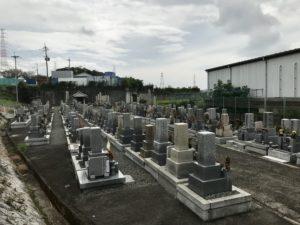 野田・前島共同墓地(高槻市)のお墓