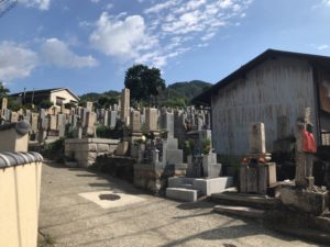 四条墓地(東大阪市)のお墓