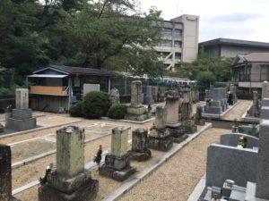 池之端東墓地(東大阪市)のお墓