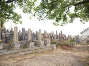 秦共有地墓地12(寝屋川市)