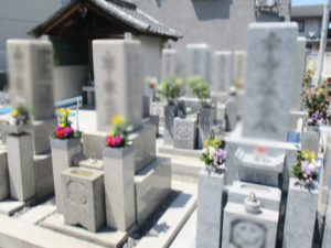 下神田共同墓地3(寝屋川市)