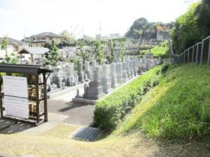 京田辺市営大住霊園4(京田辺市)