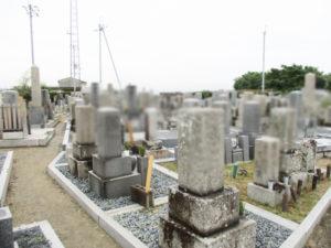 番賀の墓11(八幡市)