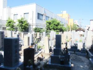 平池墓地9(寝屋川市)