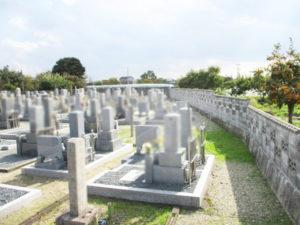 東区・河原極楽寺墓地6(京田辺市)