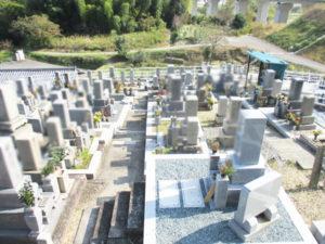 松井墓地3(京田辺市)