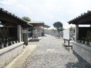 東区・河原極楽寺墓地17(京田辺市)