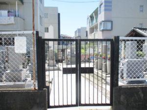 下神田共同墓地9(寝屋川市)