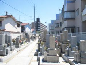 下神田共同墓地6(寝屋川市)