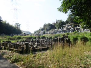 多々羅住建寺墓地4(京田辺市)
