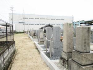 里上津屋・浜上津屋墓地6(八幡市)
