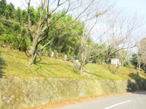 高船池ノ谷墓地10(京田辺市)