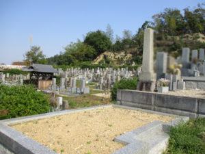 水取区墓地13(京田辺市)