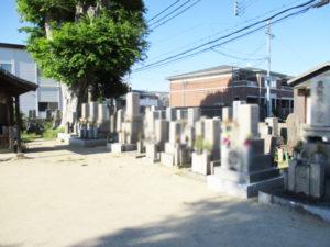 堀溝新家墓地10(寝屋川市)