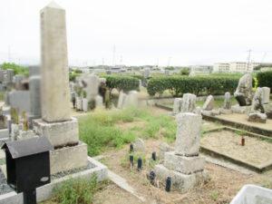 番賀の墓10(八幡市)
