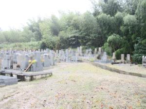 薪区共葬墓地8(京田辺市)