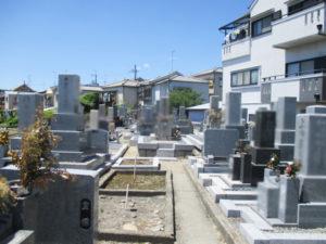 上神田墓地5(寝屋川市)