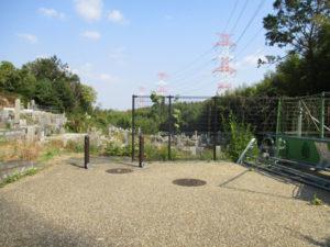 多々羅住建寺墓地2(京田辺市)