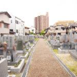 木屋地区墓地(寝屋川市)