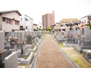 木屋地区墓地2(寝屋川市)