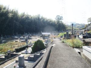 多々羅住建寺墓地5(京田辺市