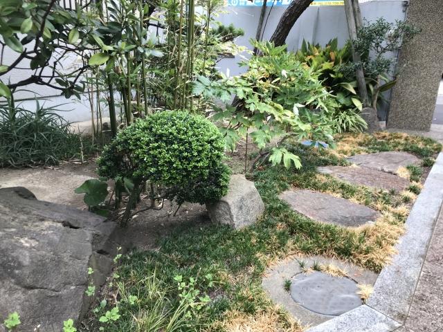 厚福寺(神戸市須磨区)の庭