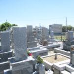 上神田墓地(寝屋川市)