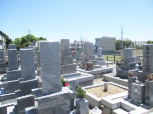 上神田墓地7(寝屋川市)