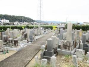 番賀の墓6(八幡市)
