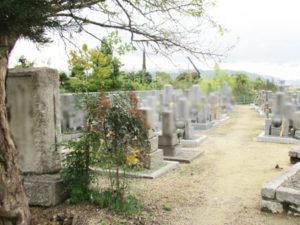 戸津区墓地2(八幡市)