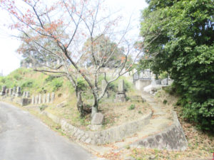 打田宮本墓地8(京田辺市)