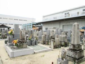 里上津屋・浜上津屋墓地11(八幡市)