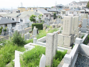 太秦共同墓地6(寝屋川市)
