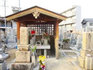大利墓地10(寝屋川市)