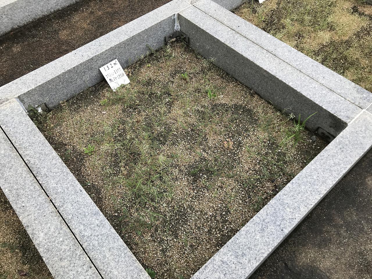 (神戸市)久遠寺の空き区画2