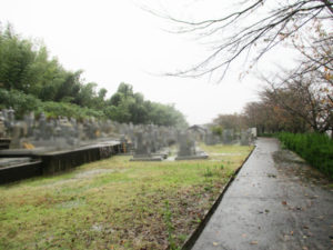 薪区共葬墓地11(京田辺市)