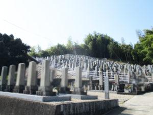 松井墓地15(京田辺市)
