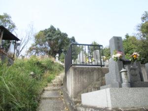 打田宮本墓地11(京田辺市)