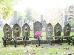 高船池ノ谷墓地2(京田辺市)