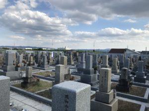 津之江共同墓地(高槻市)のお墓