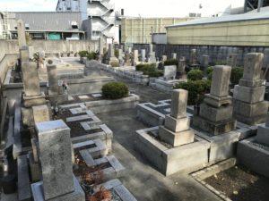 庄所墓地(高槻市)のお墓