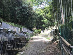 西法寺墓地(高槻市)のお墓
