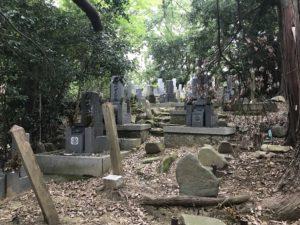 原共同墓地