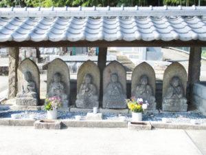 松井墓地12(京田辺市)