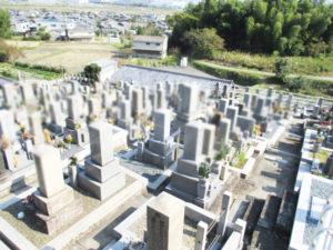 松井墓地4(京田辺市)